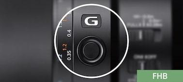 Focus lock feature