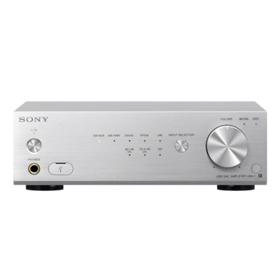 Picture of High-Resolution Audio USB DAC Stereo Amplifier