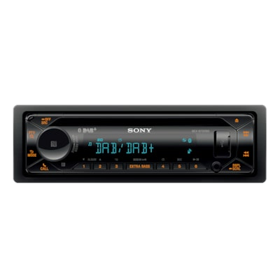 Picture of DAB Radio CD Receiver with BLUETOOTH® Wireless Technology