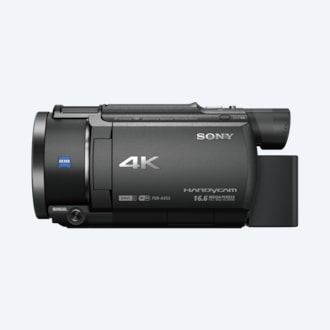 AX53 semi-pro 4K Handycam camcorder with night vision