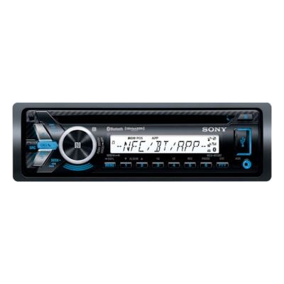 Picture of CD Receiver with BLUETOOTH® Wireless Technology