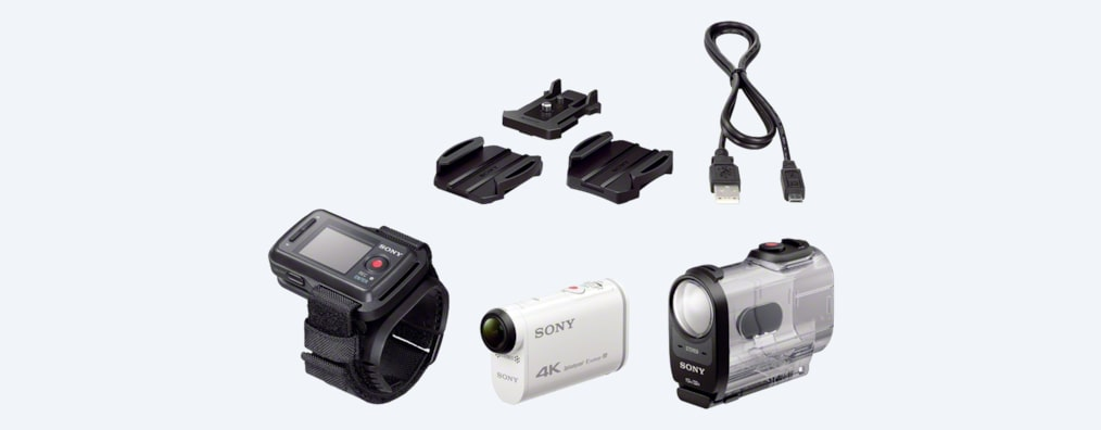 Images of X1000V / X1000VR  4K Action Cam with Wi-Fi & GPS