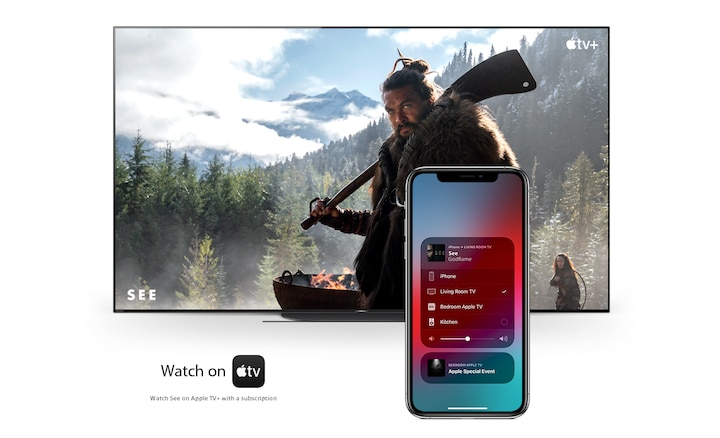 Bravia TV with Apple AirPlay / Apple HomeKit