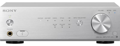 Images of High-Resolution Audio USB DAC Stereo Amplifier