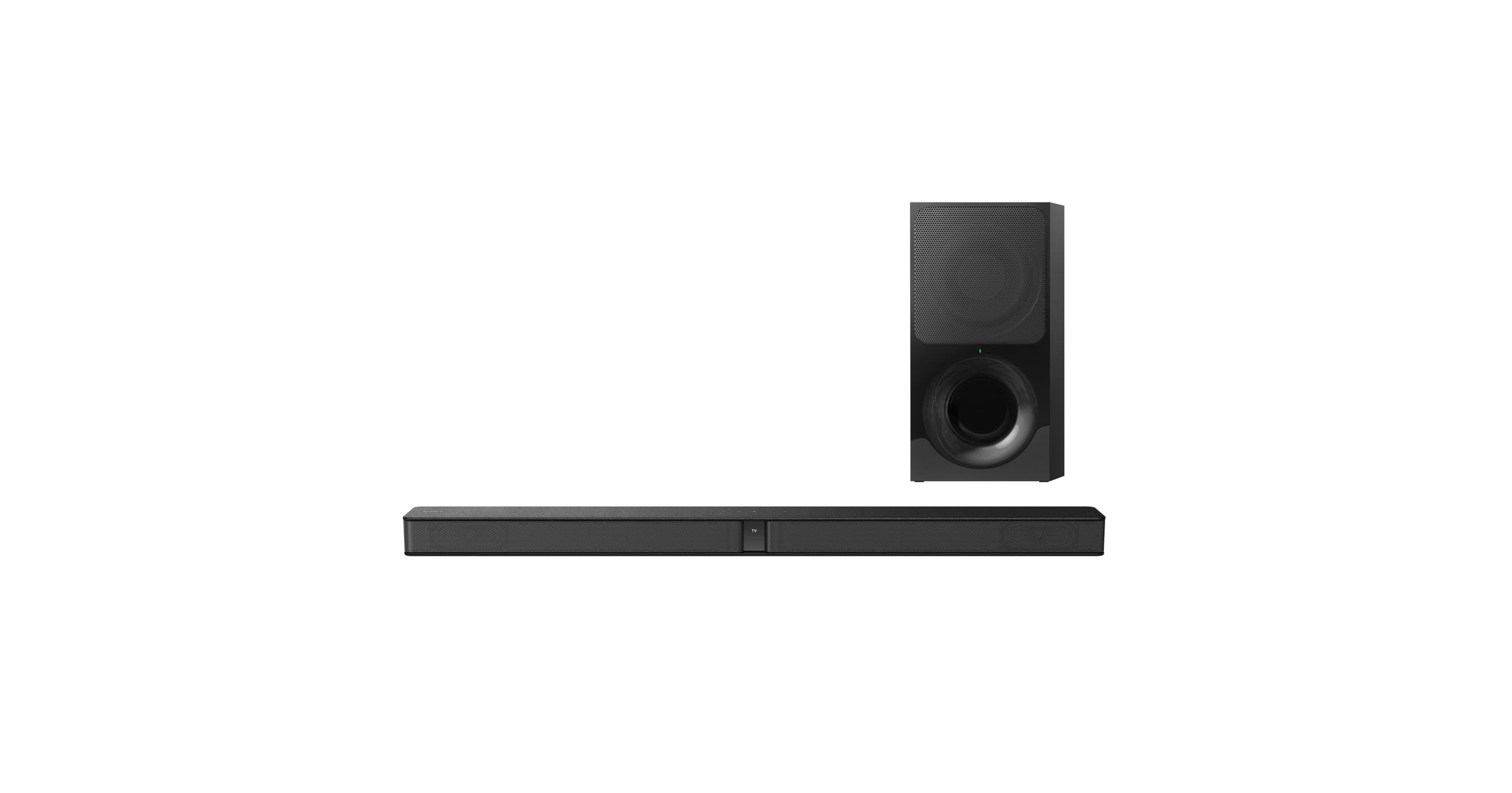 HT-CT290   2.1ch Soundbar with Bluetooth   Sony UK