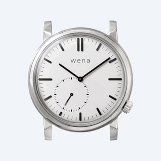 Picture of wena wrist Three Hands Retro head