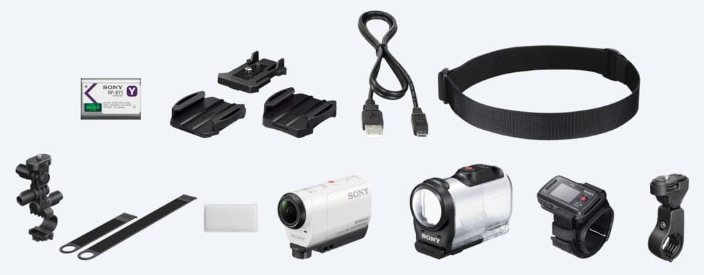 Images of AZ1VR Action Cam Mini with Wi-Fi