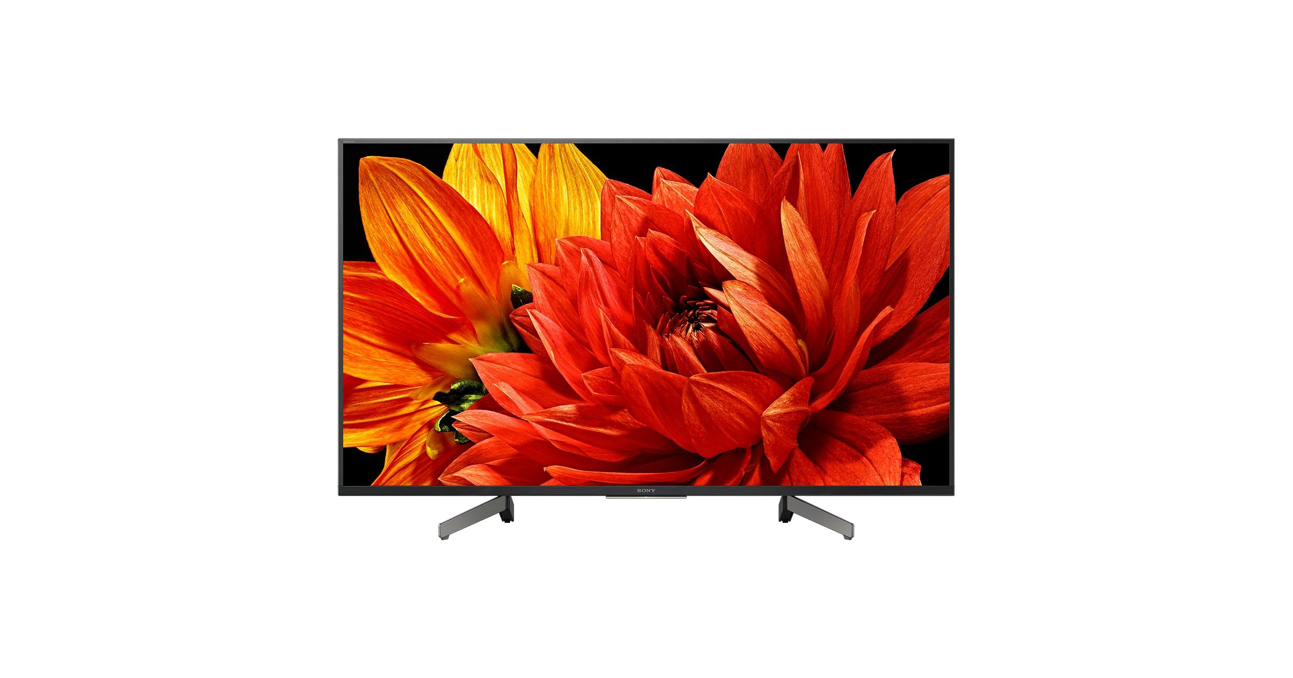 Sony XG83 | LED | 4K Ultra HD | High Dynamic Range (HDR) | Smart TV