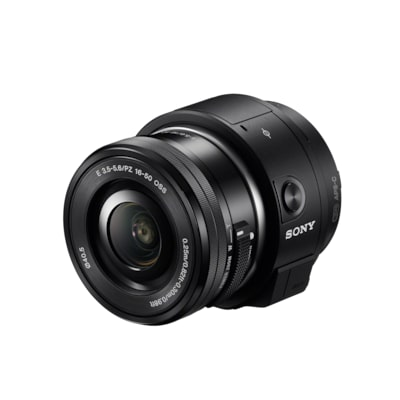 Picture of ILCE-QX1 Lens-Style Camera with 20.1MP Sensor