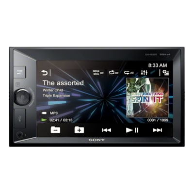 "Picture of 15.75cm (6.2"") LCD Receiver with BLUETOOTH® Wireless Technology"