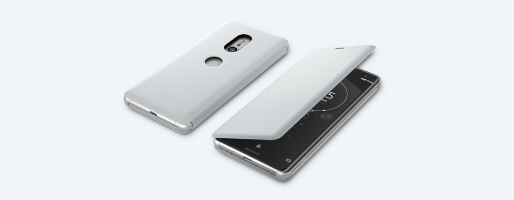 Images of Style Cover Stand SCSH70 for Xperia XZ3