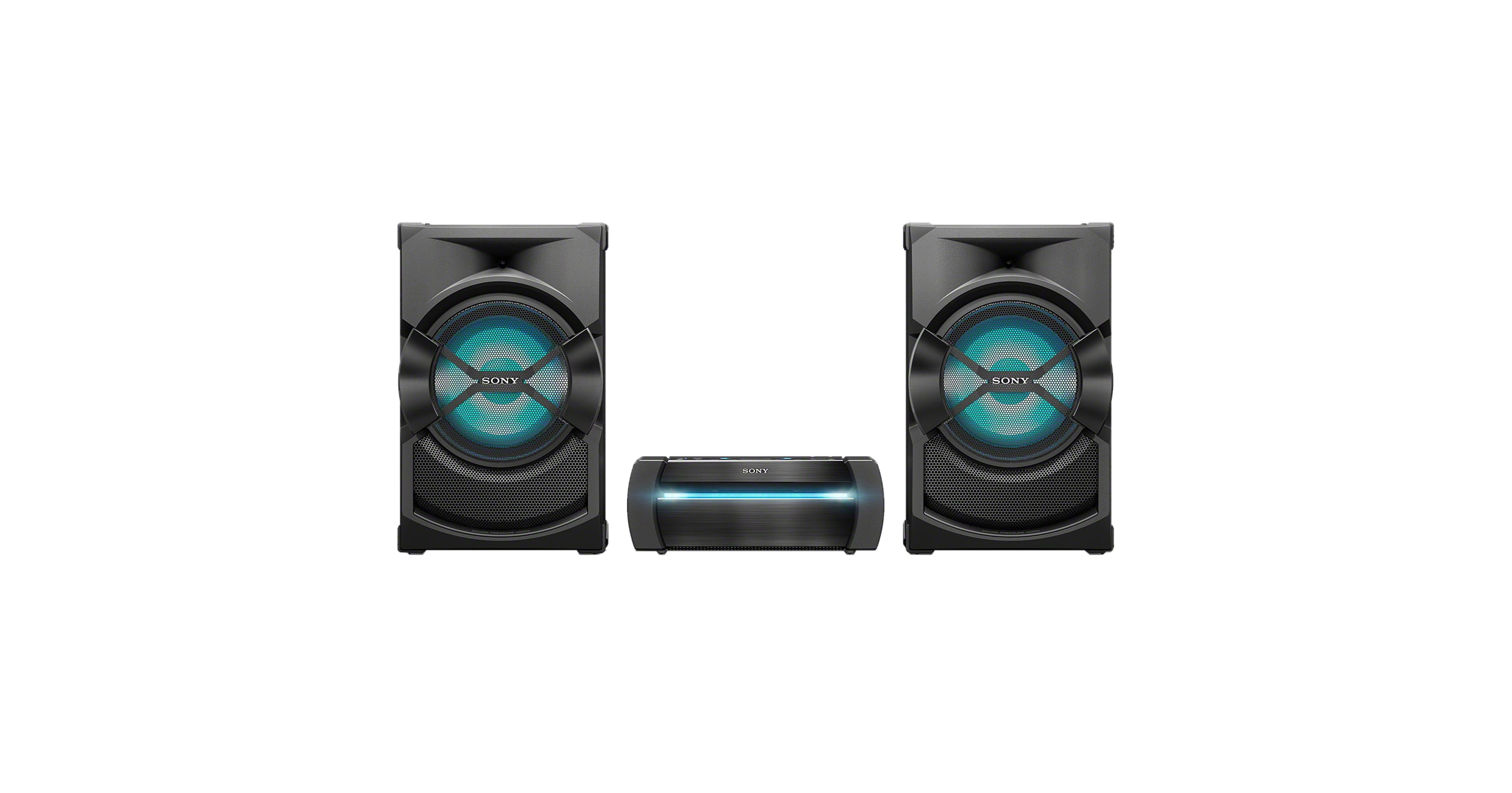 shake x30d high power home audio system with dvd sony uk. Black Bedroom Furniture Sets. Home Design Ideas