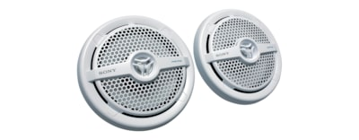 "Images of 16cm (6.5"") 2-Way Coaxial Marine Speaker"