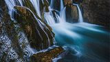 dennis schmelz sony alpha 7m3 landscape view of a waterfall